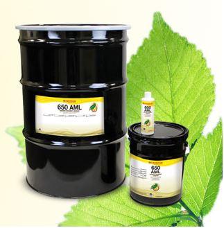 El lubricante avanzado para maquinaria Chesterton 650 , Ambientalmente seguro , soporta cargas altas y presiones extremas
